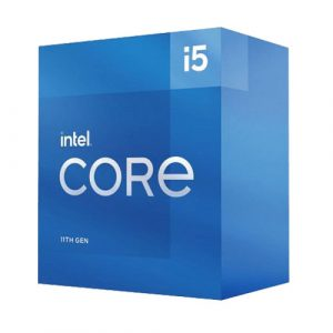 Intel Core I5-11400 Processor 16MB Cache, 2.60 GHz Up To 4.40 GHz (12 Threads, 6 Cores) Desktop Processor