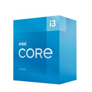 Intel Core i3-10105 Processor 6MB Cache, 3.70 GHz Up To 4.40 GHz (8 Threads, 4 Cores) Desktop Processor